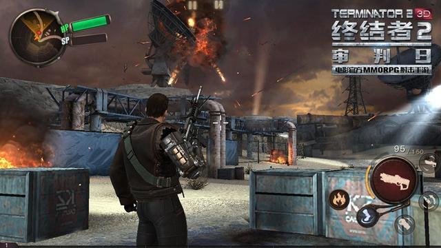 网易公布重磅IP大作《终结者2:审判日》电影官方手游
