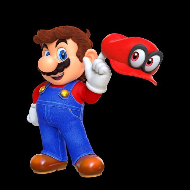 E3 2017:《超级马里奥:奥德赛》重回3D沙箱