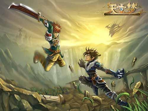 《天堂梦》玩家将与网游公司肢体对抗