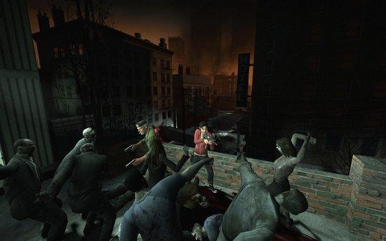 求生之路2僵尸mod_69 社区综合 69 新游广场 69 游戏僵尸大盘点  《求生之路》是