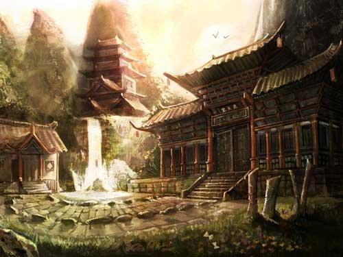 丛林or神庙 K1拳霸天下想到哪打到哪