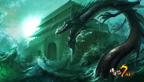 """《传奇世界》主策谈""""海底世界"""""""