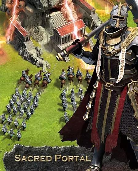 《COK列王的纷争》游戏宣传图