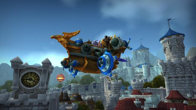 暴雪嘉年华虚拟门票开售 首个虚拟礼品魔兽坐骑揭晓