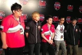台湾LOL第一战队称:韩国队才是真正的明星队