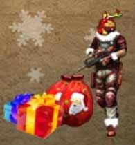 圣诞节喷图
