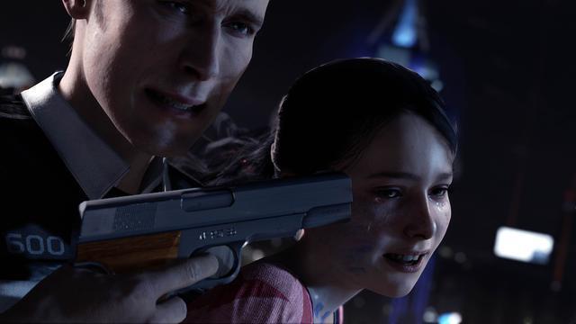 成本超两亿互动电影游戏:《底特律:成为人类》5月25日发售