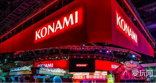 Konami:有《实况足球》和FOX 我们不放弃3A游戏