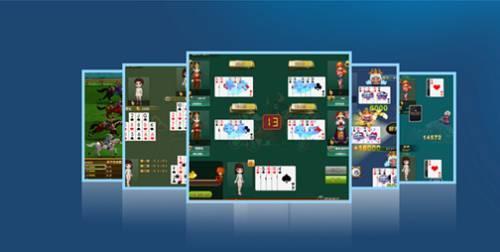 易游乐园棋牌竞技平台凭借&quot激情竞技娱乐&quot的平台发展理念在多样化