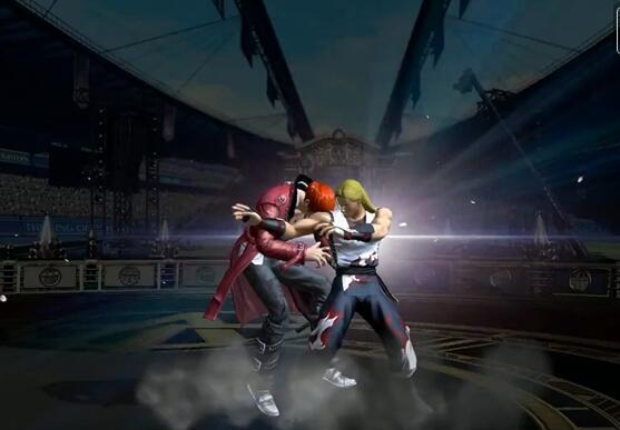 《拳皇14》PSX预告片公布 50名角色16只队伍参战!