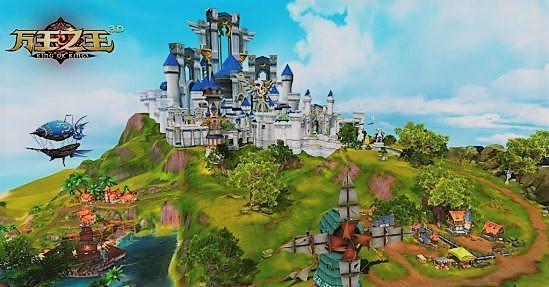 魔幻史诗表格!《万王之王3D》上线!绘制巨制不见了,怎么找图片