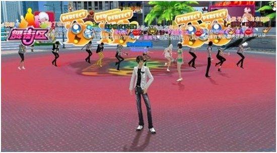 3D《舞街区》双响炮之竞技也疯狂
