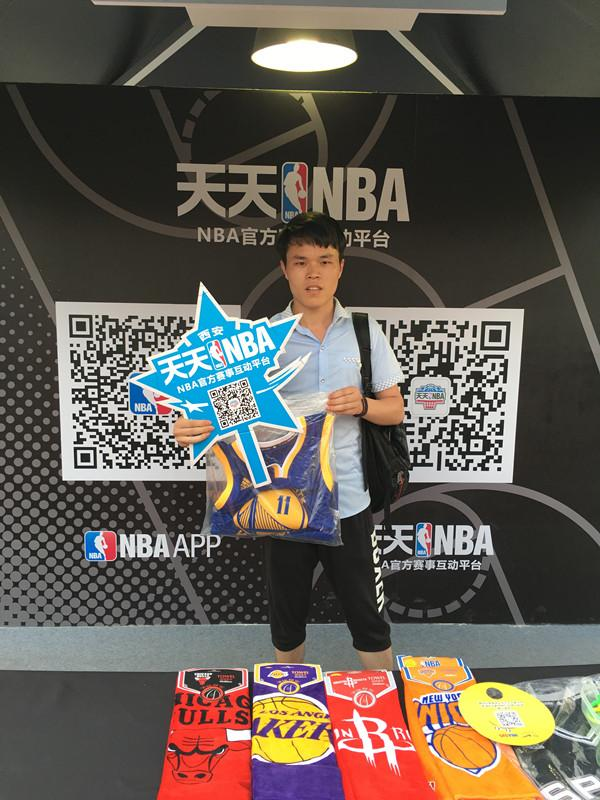 【NBA5V5】线下助威 《天天NBA》与你相约南京站