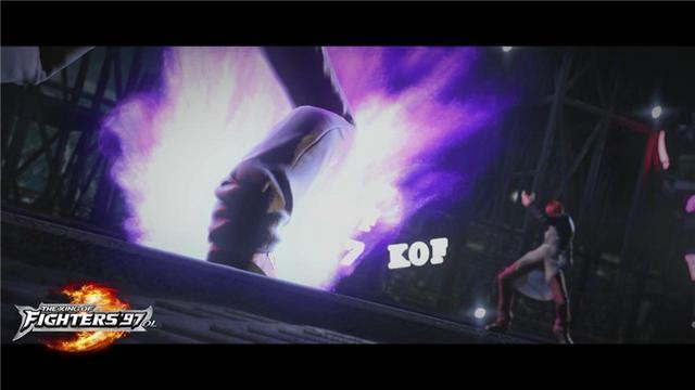 3D触动画影片《拳皇97OL》正式版预告片震撼退场