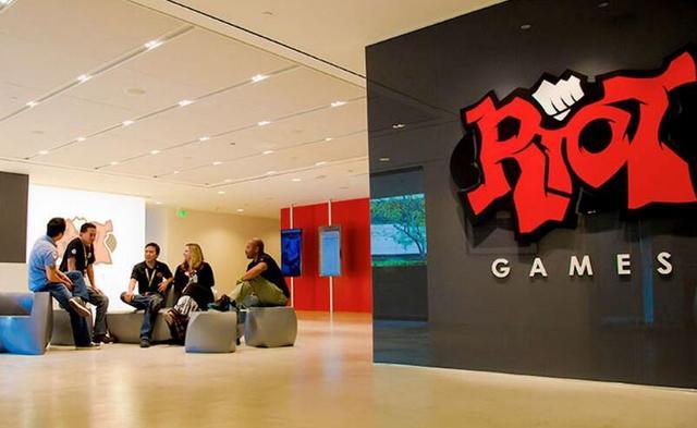 """Riot解锁新成就:获评""""年度最佳公司"""""""