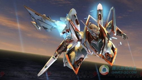 PS3《ACE皇牌机师R》原创角色介绍