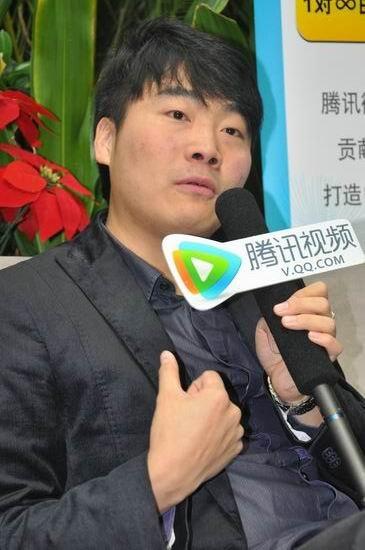专访麒麟朱燕晨:做中国武侠风PK网游