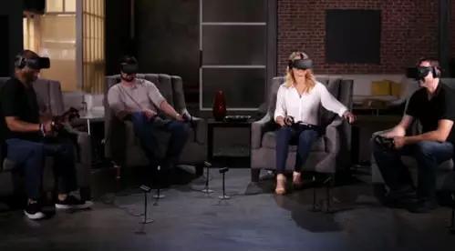 四大游戏厂商曝光虚拟现实计划:这将是E3的VR元年?