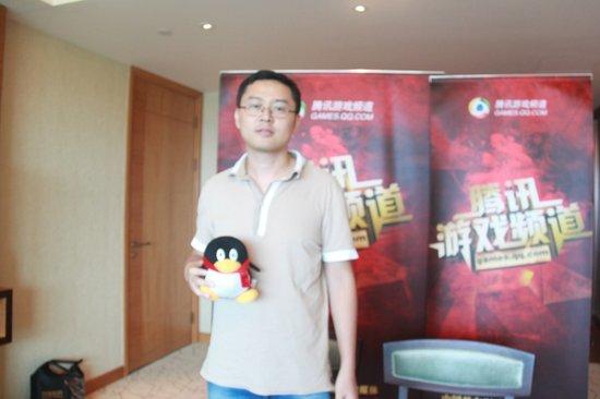 尚游魏新宇:不参加CJ是为省资金研发