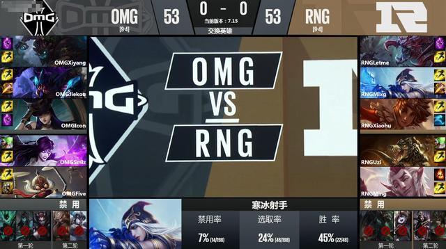 8月12日LPL综述:JDG轻取LGD 全华班德比RNG力克OMG