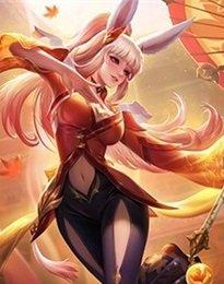峡谷来了只美丽的小兔子――幻舞玲珑公孙离上线