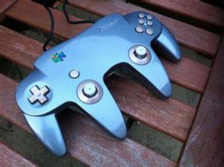 N64的出现,使3D游戏出现可能