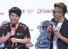LPL2017夏季赛 IM vs SS 赛后AJ采访