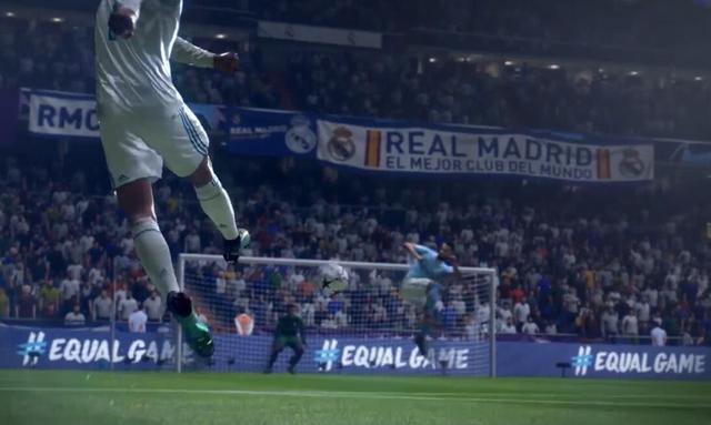 E3 2018:《FIFA19》获欧冠授权 9月28日上市