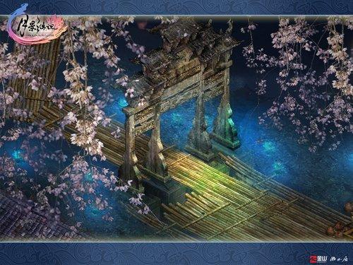 新奇玩法 《月影传说》20日二次封测