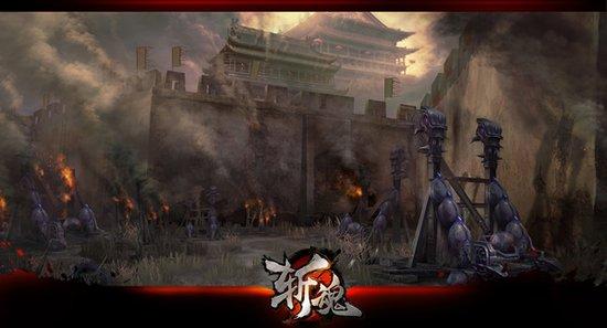 网易格斗新游《斩魂》开启3D横版新时代
