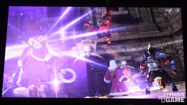 Gstar前瞻:《天堂:红色骑士团》公布试玩视频
