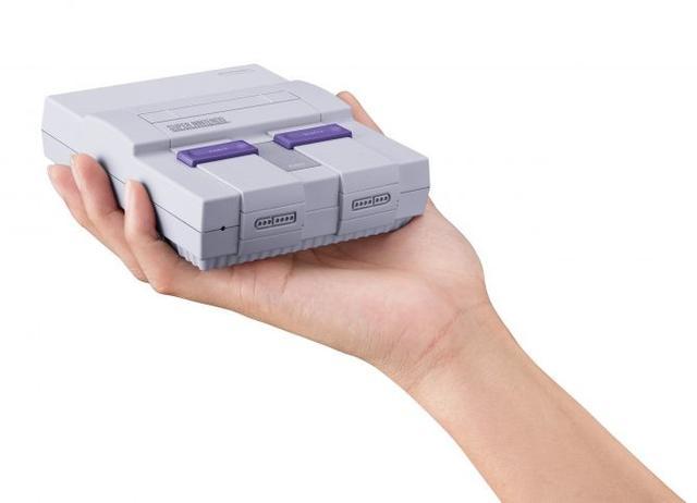 童年记忆!任天堂公布迷你SFC 售价7980日元
