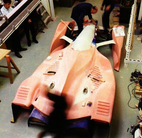 《GT赛车5》世界最快红牛X1原型车模