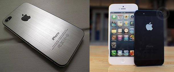 千万像素镜头 苹果iPhone 5S配置曝光