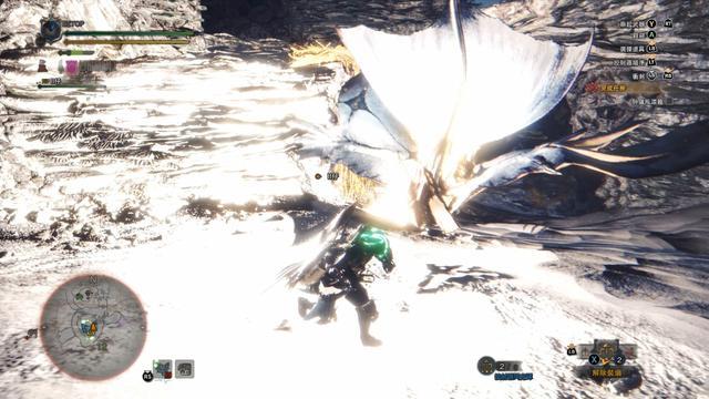 手柄玩怪物猎人世界PC版,初期风飘龙狩猎攻略