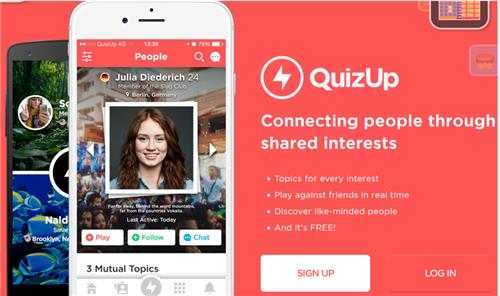 Glu750万美元投资《QuizUp》开发商 获优先收购权