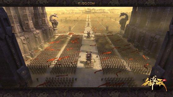 万人同服 御龙在天从没体验过的国战