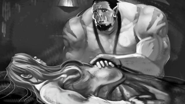 魔兽电影预告画面首曝 吴彦祖版古尔丹并未亮相