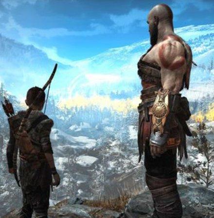 《战神》获得英国游戏销量榜冠军