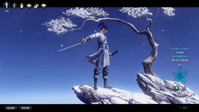 [9.5分]《天涯明月刀》试玩:国产武侠巅峰之作