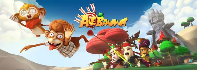 《Ace Banana》 游戏概念海报