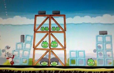愤怒的小鸟无敌版雷人视频