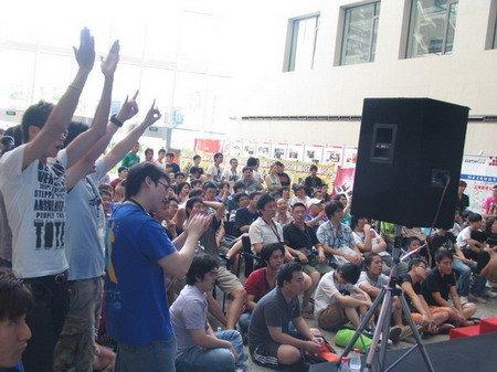 图说华海科技斗剧10街霸4中国总决赛