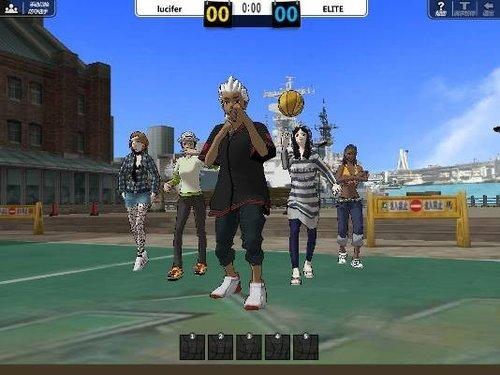 《街头篮球2》7月将在中国首测