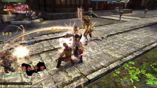 流星蝴蝶剑OL放出首测视频 演示多种武器