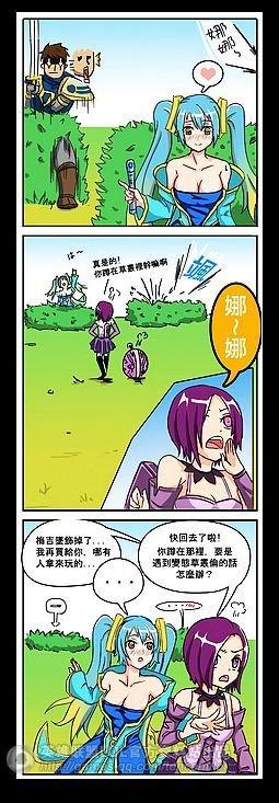 小橘邪恶漫画_