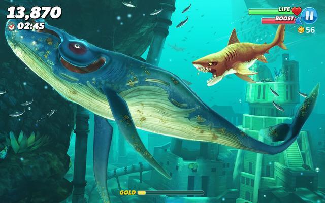 饥饿鲨 世界攻略 饥饿鲨 世界下载 饥饿鲨 世界礼包 18183饥饿鲨 世界专区