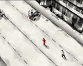 《血色天使》评测:红灰水墨演绎另类中国风