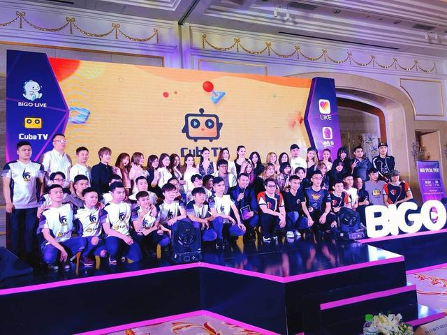 BIGO提速全球扩张,马泰越三国同时上线游戏直播Cube TV