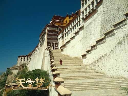 遥不可及 《天堂梦》西藏放飞祝福